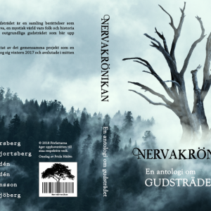 Book cover design before print.