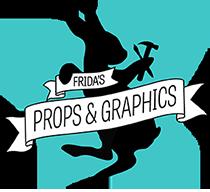 Frida's Props & Graphics